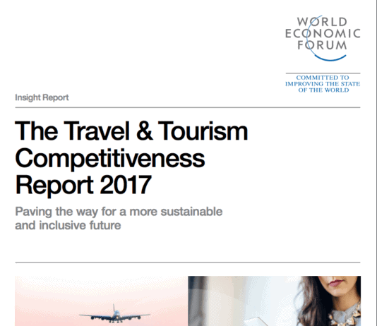 The Travel and Tourism Competitiveness Report 2017