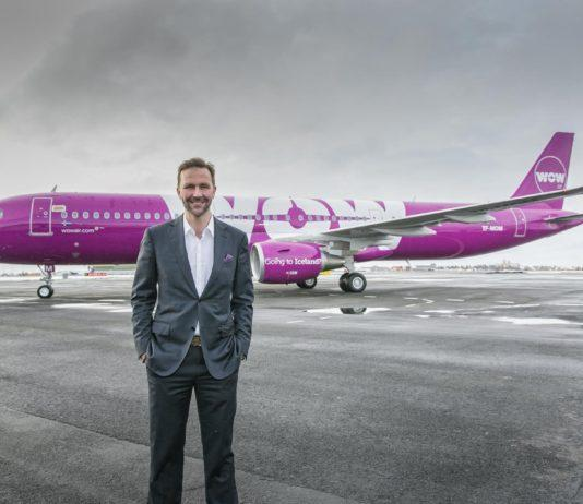 WOW air flies to Asia next year to meet increased competition across the ocean