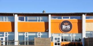 B&S restaurant and how it's great for groups