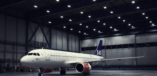 SAS INCREASES ITS BOND WITH MSEK 750