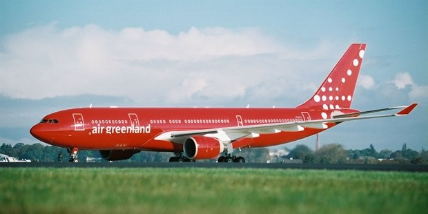 Air Greenland's cabin makeover gives soul