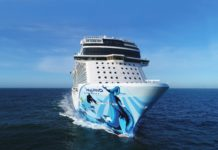 Norwegian Bliss Becomes Largest Passenger Ship to Traverse Panama Canal During Her Inaugural Tour