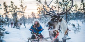 Sápmi and the Sami. Swedish Laplands